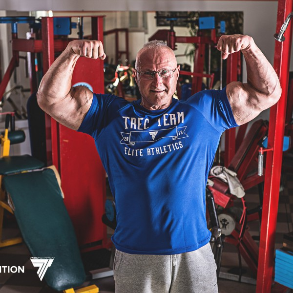 Waldemar Nol: Bodybuilding Legend