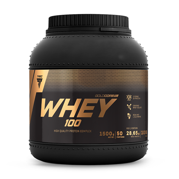 GOLD CORE LINE WHEY 100