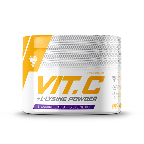 VIT.C + L-LYSINE POWDER