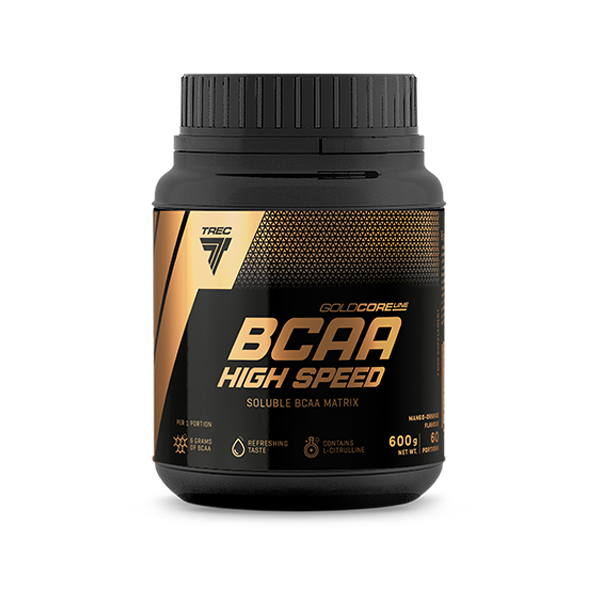GOLD CORE BCAA HIGH SPEED