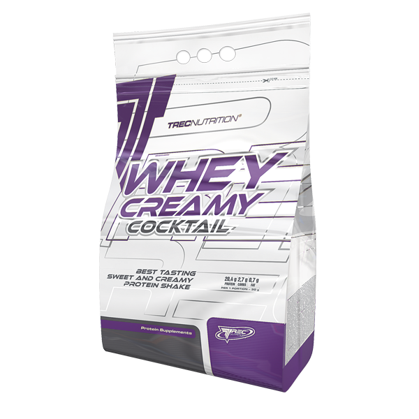 WHEY CREAMY COCTAIL