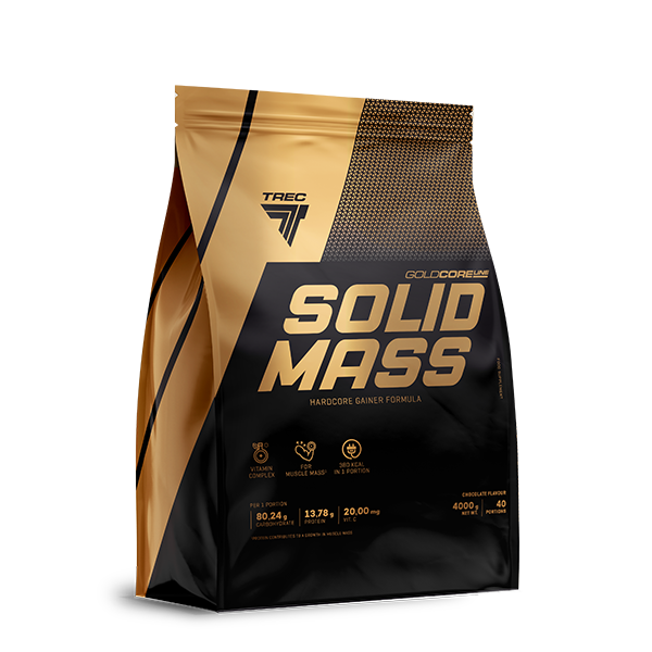 GOLD CORE SOLID MASS