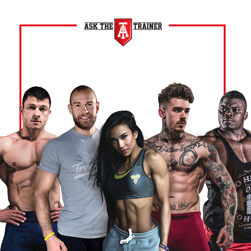 Ask The Trainer TV athletes