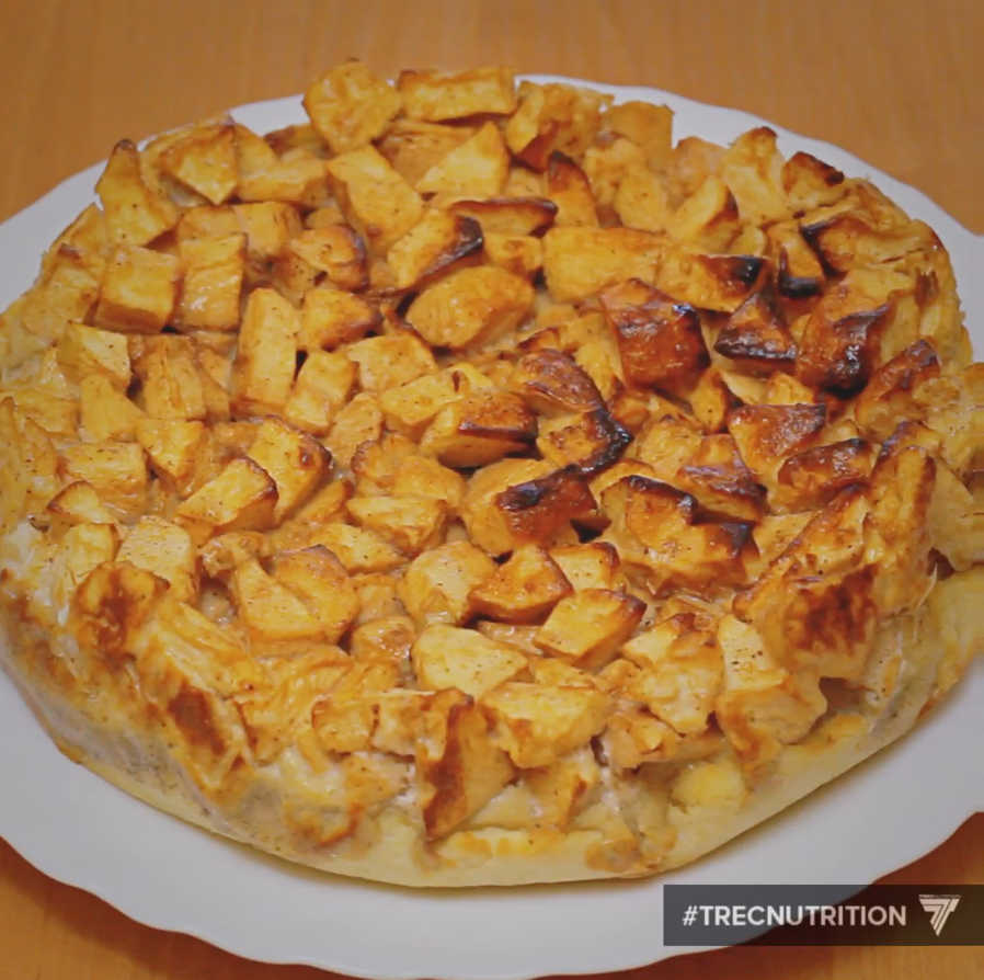 diet rcipe, ingredients, vanilla apple pie